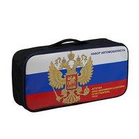 Сумка автомобильная для ТО, флаг и герб России
