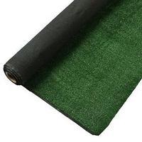 Газон искусственный, ворс 10 мм, 2 x 1 м, светло-зелёный