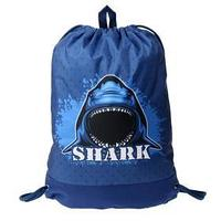 Мешок для обуви, с карманом, 470 х 330 мм, 'Оникс', МО-33-20, Shark