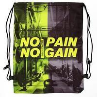 Мешок спортивный 'No pain' 32 х 42 см