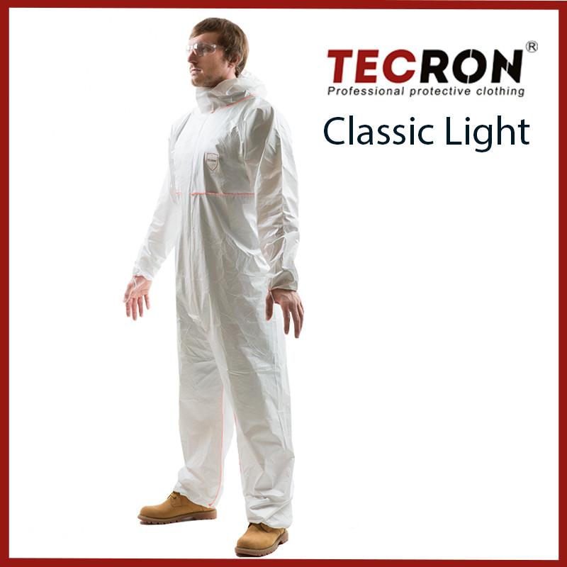 Одноразовые защитный комбинезоны TECRON™ Classic Light