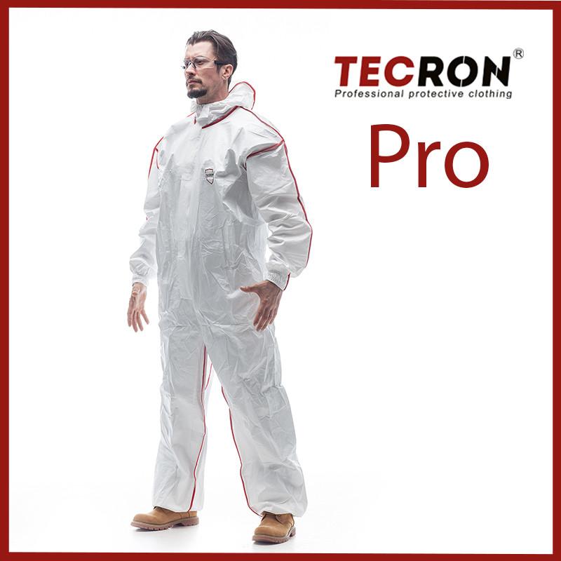 Одноразовые защитные комбинезоны TECRON™ Pro