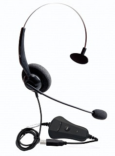 VT VT1000-D USB головная гарнитура