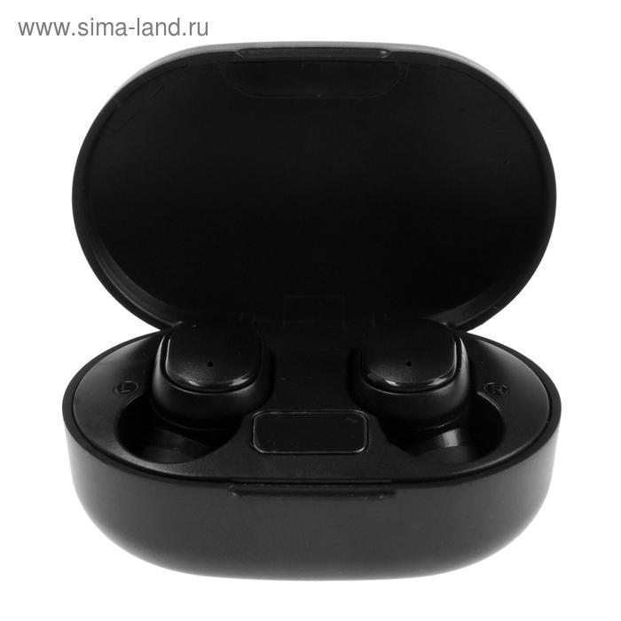 Наушники SmartBuy i200, беспроводные, вакуумные, микрофон, 100 дБ, 32 Ом, черные - фото 2