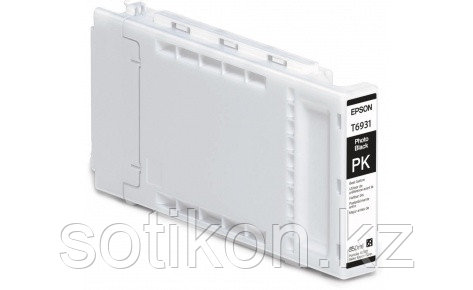 Картридж Epson C13T693100 T3000/5000/7000, Т3200/5200/7200 фото черный, фото 2