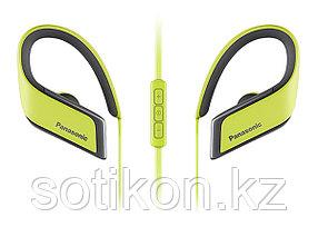 Наушники-вкладыши беспроводные Panasonic RP-BTS30GC-Y желтый ВТ