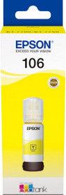 Чернила Epson C13T00R440  для L7160/L7180 жёлтый
