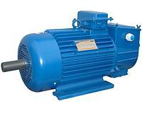 Крановый электродвигатель 5МТН 112-6 (5кВт/1000об/мин)