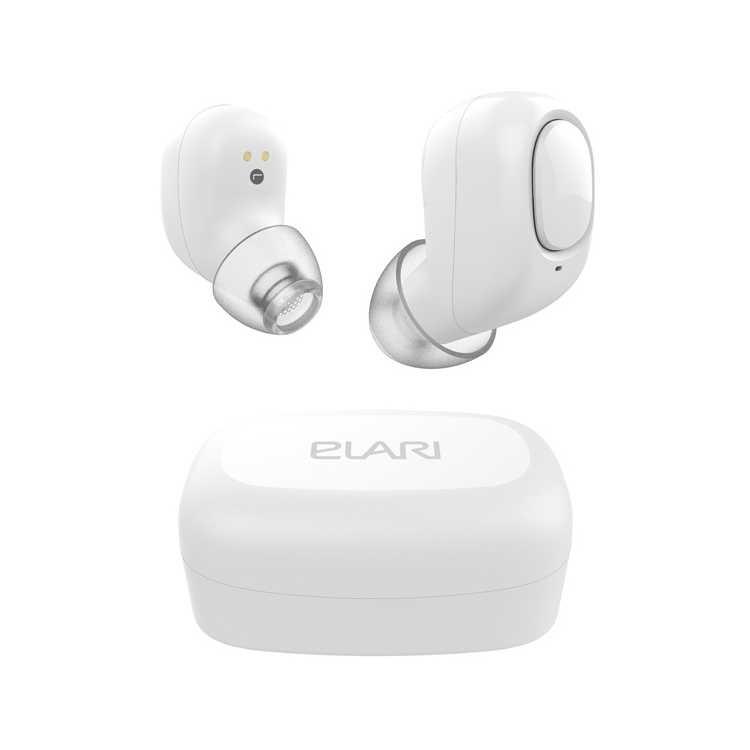 Гарнитура беспроводная Elari EarDrops белый