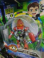 Ben 10 Фигурка 12,5 см Бронированный Человек огонь (76146)
