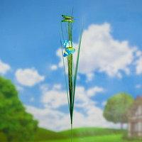 Штекер садовый, декоративный 'Бабочки' 5х5см, 75см (комплект из 12 шт.)