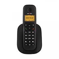 Телефон беспроводной Texet TX-D4505A черный