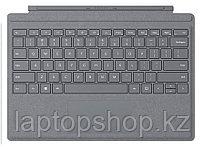Клавиатура беспроводная Microsoft Surface Pro Alcantara Signature Type Cover Gray