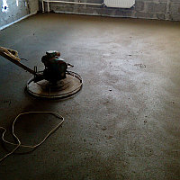 Услуги на бетонные стяжки