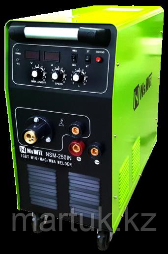 Сварочный аппарат CO2/MIG/TIG NSM-250IN