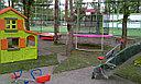 Детский игровой  домик двухэтажный, фото 3