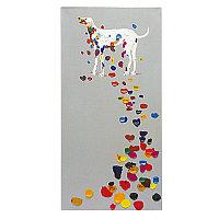 "Картина ""Dalmatian"" ( 90x60)"