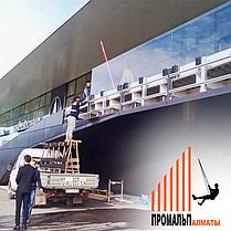 Ремонт фасадов, витражей, окон и балконов в Алматы, фото 3