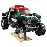 "Конструктор аналог лего LEGO 75894 Lari 11257 Speed Champions ""Mini Cooper и John Cooper works Buggy"" 505 дет., фото 4"