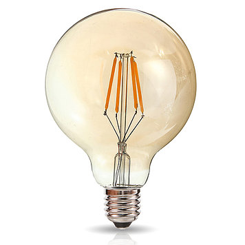Лампа светодиодная led Эдисона 7,5 ватт,  лампы ретро-стиля, ретро лампы, винтажные лампы, старинные лампы