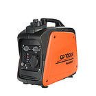 Генератор инверторный PATRIOT 1000i, 0,7/0,9 кВт, уровень шума 58 dB,  вес 8,5 кг, фото 2