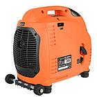 Генератор инверторный PATRIOT 3000il, 3,0/3,5 кВт, уровень шума 63 dB, колеса, вес 31,5 кг, фото 4