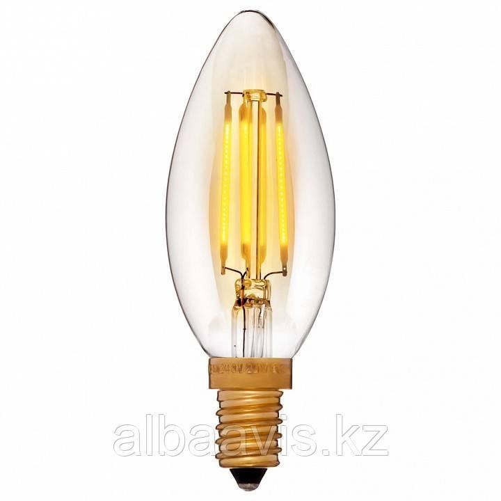 Лампа светодиодная led Эдисона 5 ватт,  лампы ретро-стиля, ретро лампы, винтажные лампы, старинные лампы