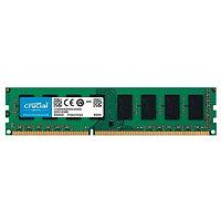 Оперативная память 8Gb DDR3L 1600MHz Crucial CT102464BD160B 240-pin UDIMM PC3-12800 1,35V CL11. Модуль памяти