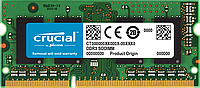 Оперативная память для ноутбука 8Gb DDR3L 1600MHz Crucial CT102464BF160B SODIMM PC3-12800 1.35V ЛУЧШАЯ ЦЕНА!!!