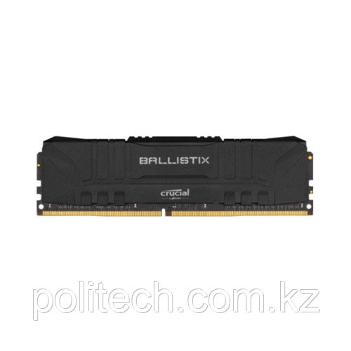 Оперативная память 16GB DDR4 3200MHz Crucial Ballistix Gaming Black PC4-25600 1.35V CL16 16-18-18-36