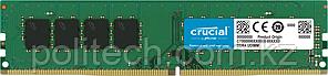 Оперативная память 32GB DDR4 2666 MT/s Crucial PC4-21300 CL-19 Dual Ranked x8 based Unbuffered NON-ECC 1.2V