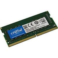 Оперативная память для ноутбука 4Gb DDR4 2666MHz Crucial CL19 PC4-21300 SODIMM CT4G4SFS8266