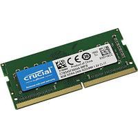 Оперативная память для ноутбука 8GB DDR4 2400 MHz Crucial PC4-19200 SO-DIMM1.2V CT8G4SFS824A