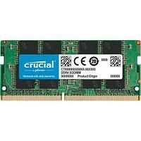 Оперативная память для ноутбука 16GB DDR4 3200 MHz Crucial PC4-25600 CL22 SO-DIMM1.2V CT16G4SFRA32A