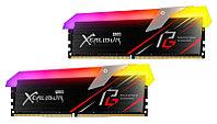 Оперативная память c RGB подсветкой KIT 16Gb (2x8Gb) 3600MHz ASRock (TEAMGROUP) XCALIBUR PHANTOM Gaming RGB