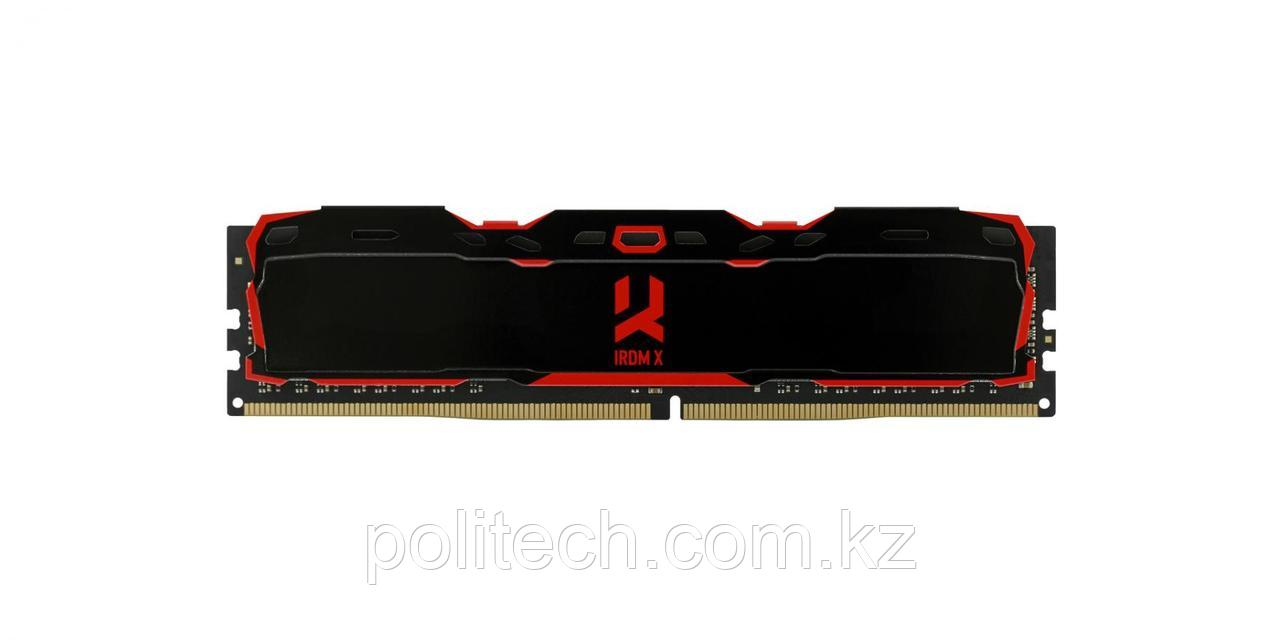 Оперативная память 8GB DDR4 3200Mhz GOODRAM IRDM X PC4-25600 16-18-18 IR-X3200D464L16S/8G