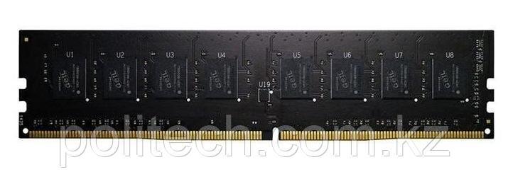 Оперативная память 8GB DDR4 2400Mhz GEIL PC4-19200 GN48GB2400C17S