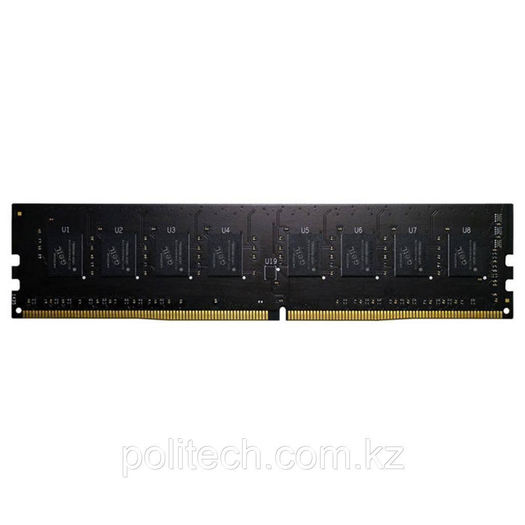 Оперативная память 16GB GEIL 2400MHz DDR4 PC4-19200 GN416GB2400C17S