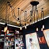 Led лампы светодиодные Эдисона 8 ватт,  лампы ретро-стиля, ретро лампы, винтажные лампы, старинные лампы, фото 6