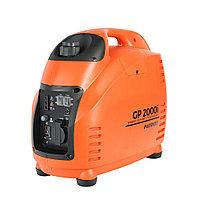 Генератор инверторный PATRIOT 2000i, 1,5/1,8 кВт, уровень шума 58 dB, вес 18,5 кг