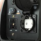 Генератор инверторный PATRIOT 2000i, 1,5/1,8 кВт, уровень шума 58 dB,  вес 18,5 кг, фото 6