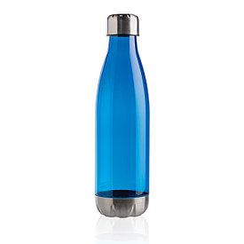 Бутылка для воды с крышкой из нержавеющей стали