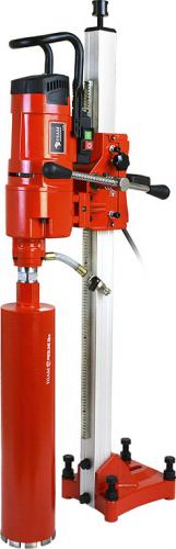 Алмазная бурильная установка DIAM ML-180N со стойкой [620064]
