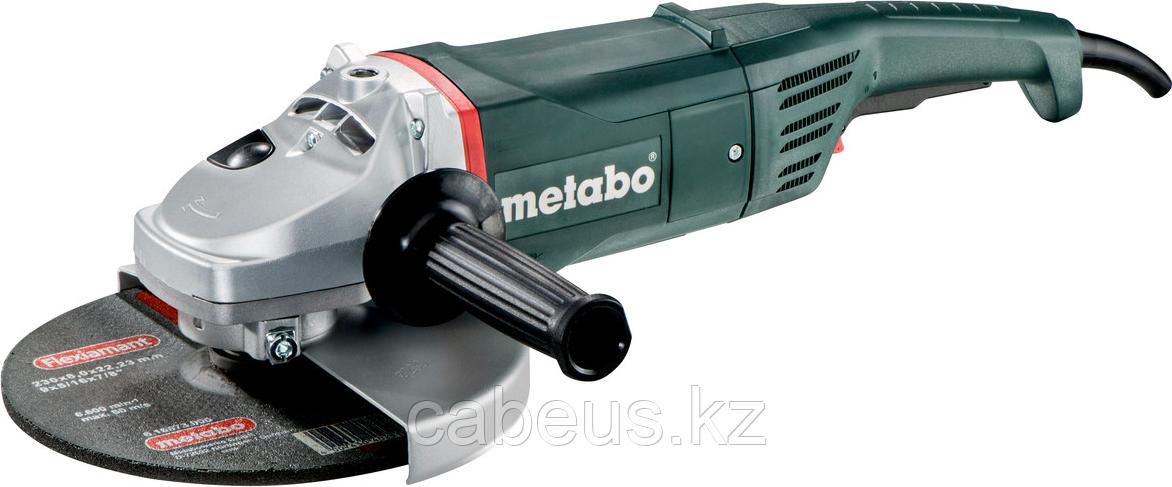 Углошлифмашина METABO WX 2400-230 [600379000]