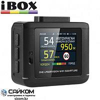 IBOX ONE LaserVision WiFi Signature - Радар - Детектор GPS / ГЛОНАСС База Камер