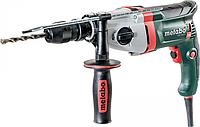 Дрель ударная сетевая METABO SBE 850 - 2 (БЗП) двухскоростная, FuturoTop [600782850]