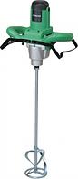 Миксер строительный сетевой HITACHI UM 12 VST двухскоростной [UM12VST]