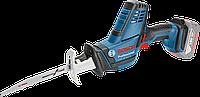 Пила сабельная аккумуляторная BOSCH GSA 18 V-LI C без АКБ иЗУ [06016A5001] Кейс L-Boxx, фото 1