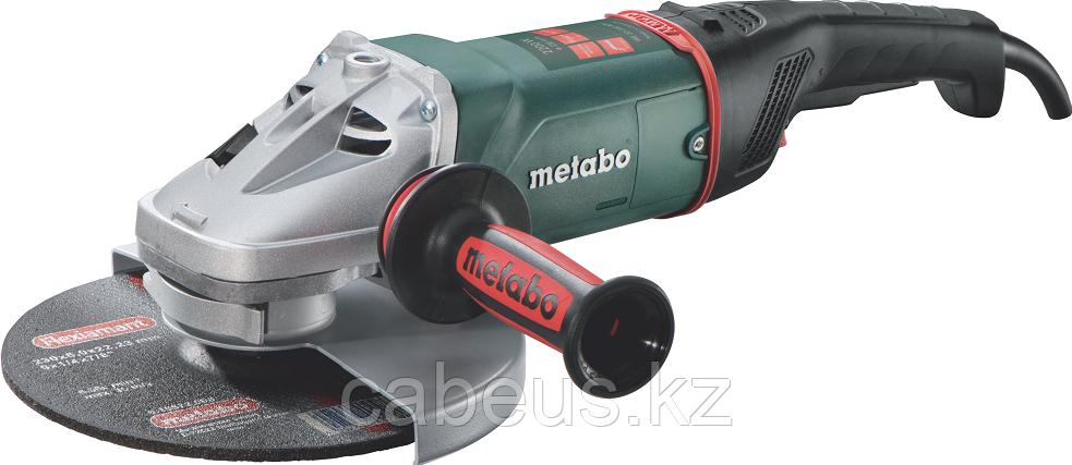 Углошлифовальная машина METABO WE 22-230 MVT Quick [606465000]