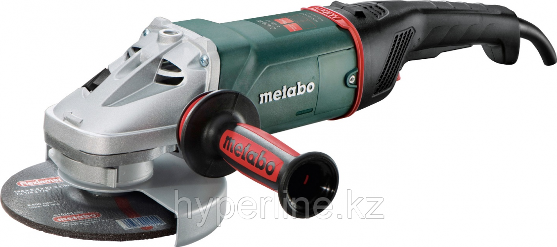 Болгарка (УШМ) METABO W 24-180 MVT [606466000]